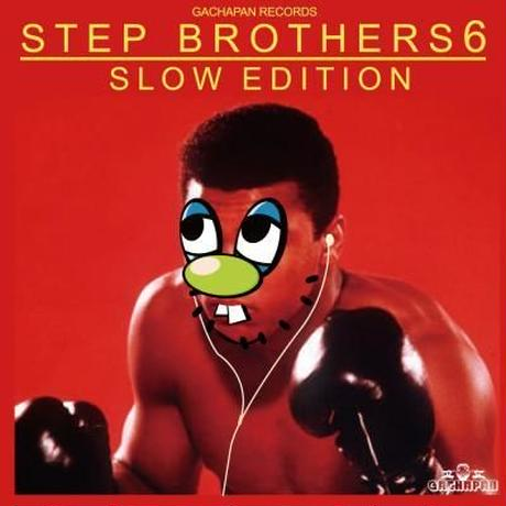 GACHAPAN RECORDS「STEP BROTHERS MIX VOL.6  -SLOW EDITION-  」