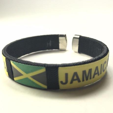 ジャマイカ直輸入  JAMAICA柄ブレスレット