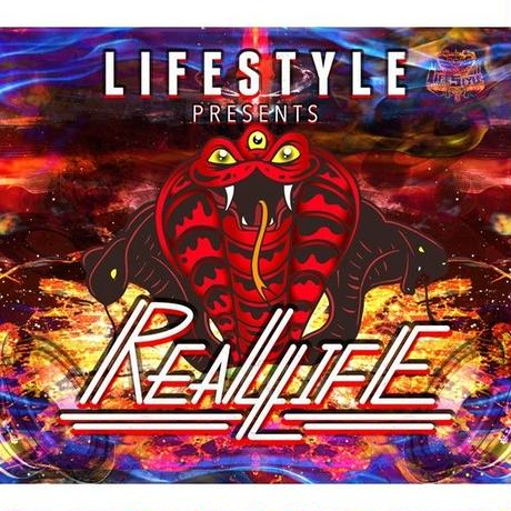 LIFE STYLE 「REAL LIFE」JAPANESE ARTIST コンピレーションアルバム