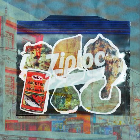 """TURTLE MAN's CLUB """"EVERYTHING ZIPLOC YARDIE ステッカーセット【予約】"""