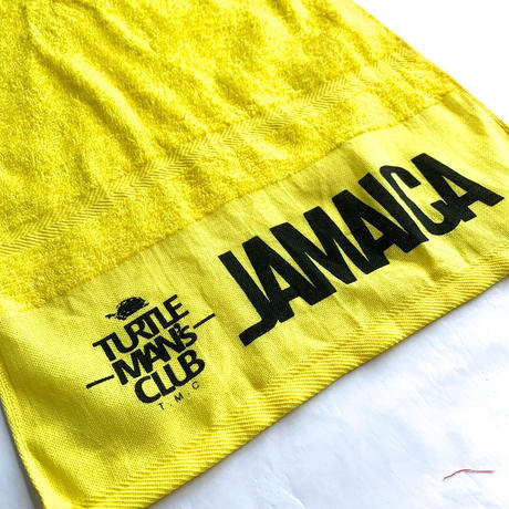 TURTLE MAN's CLUB『JAMAICAN タオル』MADE IN JAPAN