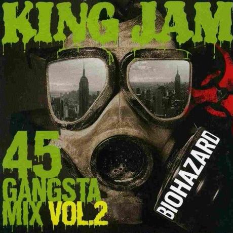 KING JAM 「GANGSTA MIX Vol.2」