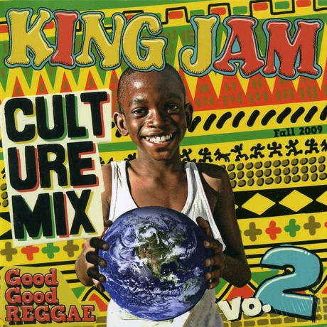 KING JAM 「CULTURE MIX VOL.2」