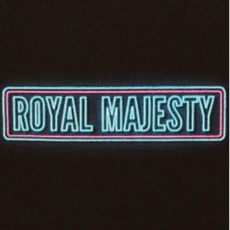 ROYAL MAJESTY   【NEON】  スエット