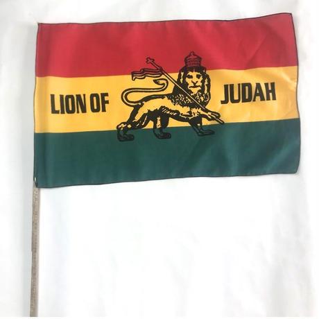 ジャマイカ直輸入!フラッグ LION