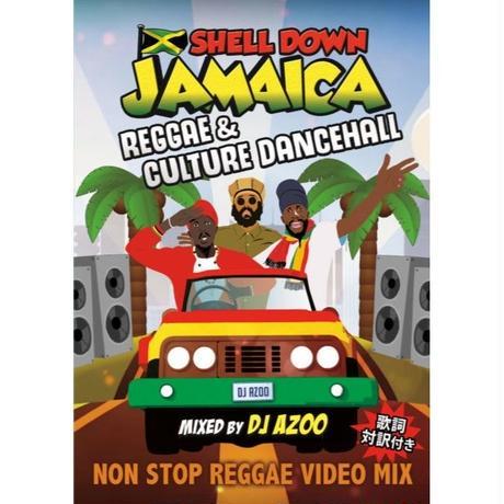 DJ AZOO 「 SHELL DOWN JAMAICA vol.5 -Reggae & Culture Dancehall-」(DVD)