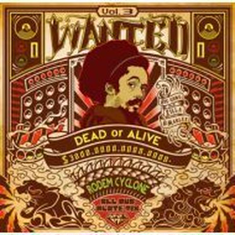 RODEM CYCLONE 「 WANTED MIX VOL 3」