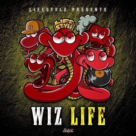 LIFE STYLE 「WIZ LIFE」JAPANESE ARTIST コンピレーションアルバム