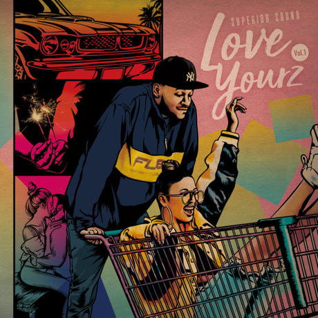 SUPERIOR「LOVE YOURZ vol.1」 【予約】