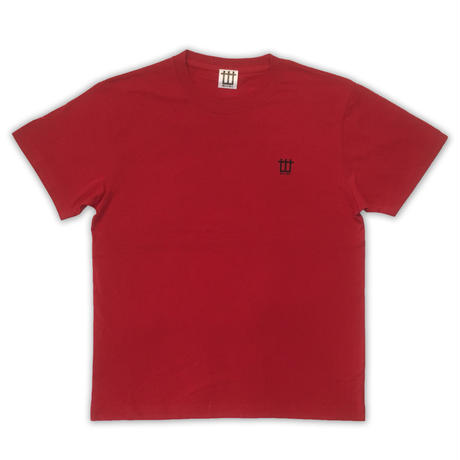 WORLD ONE【PROTECT THE SOUND SYSTEM TEE】(RED)