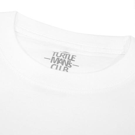 """《KOTODAMA PROJECT》「THIS ONE's DEDICATED TO YOU YOU YOU」""""LONG SLEEVE WHITE"""" 〈言霊人〉PETER MAN【1週間限定販売】"""