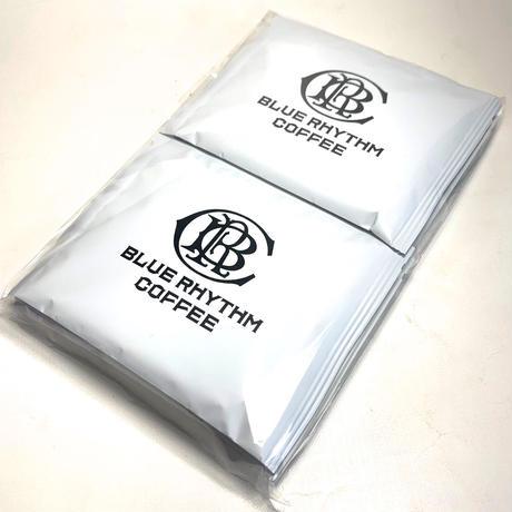 激ウマ!ブルーマウンテンブレンドコーヒー「BLUE RHYTHM COFFEE」ドリップパック6P入り(LIGHT)