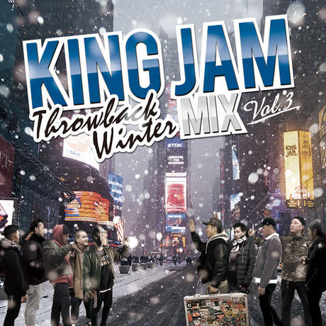 KING JAM 「THROWBACK WINTER MIX VOL.3」