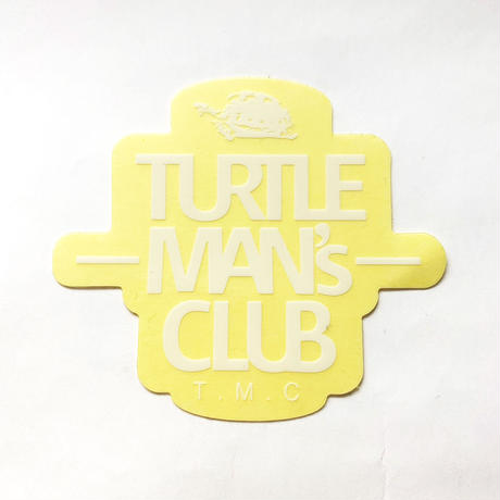TURTLE MAN's CLUB 『TMC水陸両用』BAGGIES SHORTS 防水ステッカー付