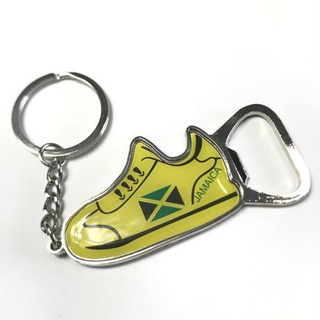 ジャマイカ直輸入 ジャマイカ 栓抜きキーホルダー