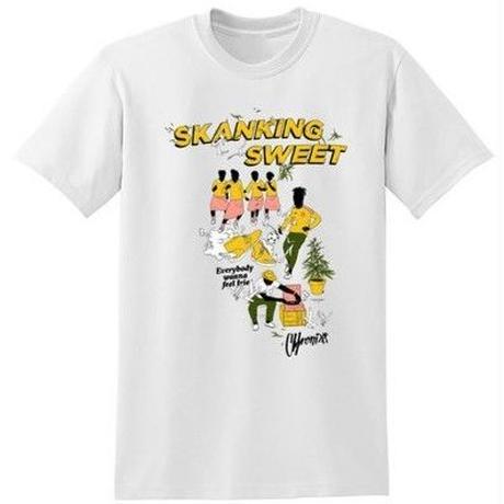 ジャマイカ直輸入  CHRONIXX【SKANKING SWEET】T-SHIRTS