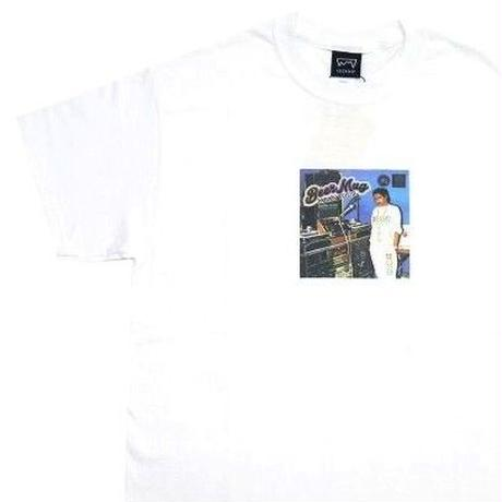 MEDZ「BEER MUG T-SHIRTS (SCREP)」  WHITE ※枚数限定