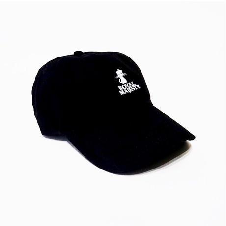 ROYAL MAJESTY   【BRAND LOGO CAP】