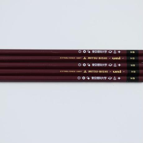 三菱鉛筆 Uni5本セット(HB)