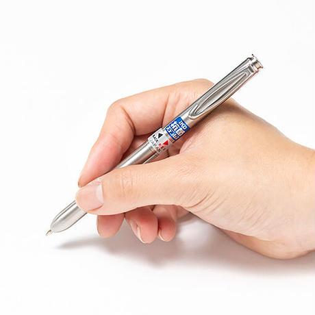 KASARO[抗菌ステンレス製2色ボールペン]