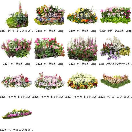 ガーデン庭木素材 寄せ植え  29個セット  G30_10