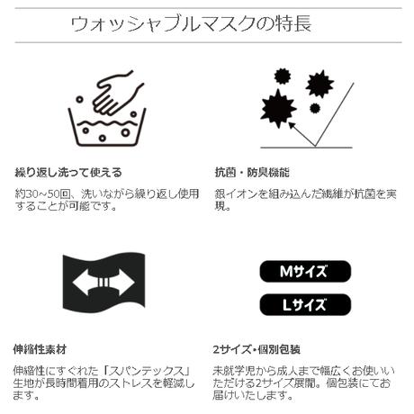 【パンダライオン × ツアー・ウェーブ コラボマスク第二弾】(パンダライオンロゴ2種/ツアー・ウェーブロゴホワイト)3枚セット