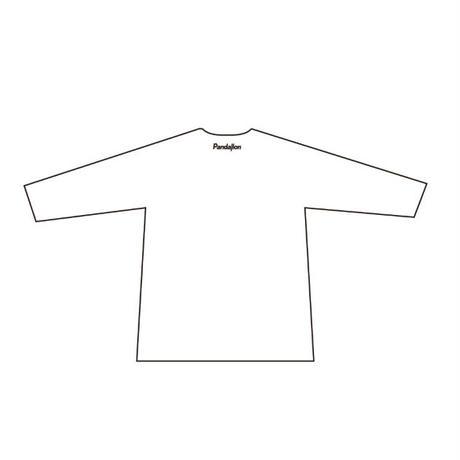 パンダライオン PDLロングスリーブTシャツ(white)