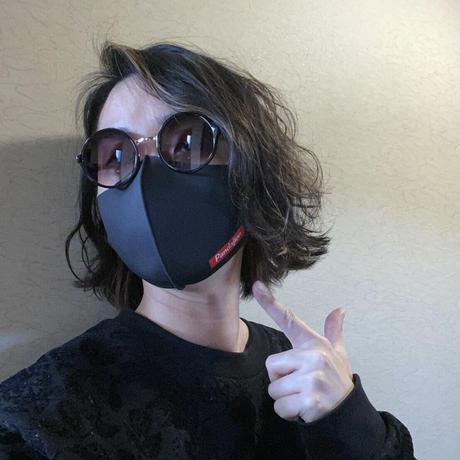 パンダライオン × ツアー・ウェーブ コラボマスク(ホワイト/ブラック/ベージュ)3枚セット