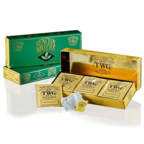 Sencha Matcha Teabag