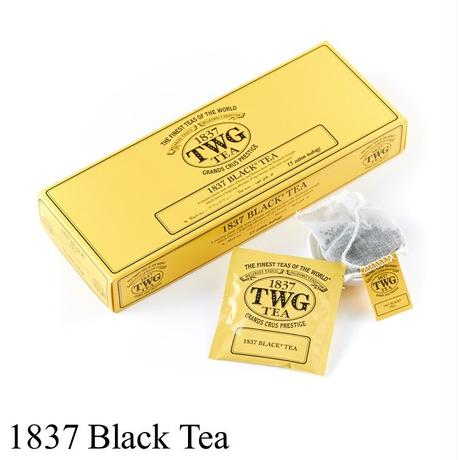 1837 ブラック ティーバッグ