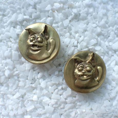 Bar end plugs - Kitty (pair)