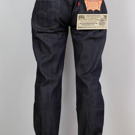 LEVI'S® VINTAGE CLOTHING 66501(1966年モデルRIGID)