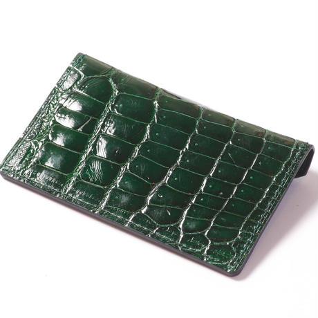 SPIGOLA カードケース② クロコダイル
