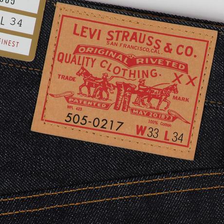 LEVI'S® VINTAGE CLOTHING 505-0217(1967年モデル)