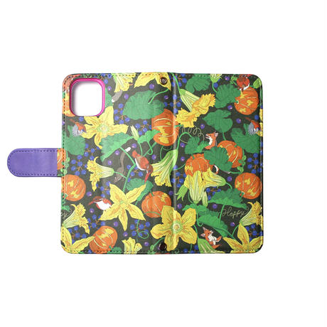 Smartphone case-Great day-ミラー&チェーン付きタイプ