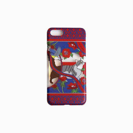 Smartphone case ハードケース -Bonvoyage-