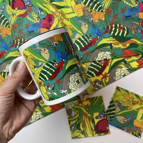 Mug cup -Animal world-