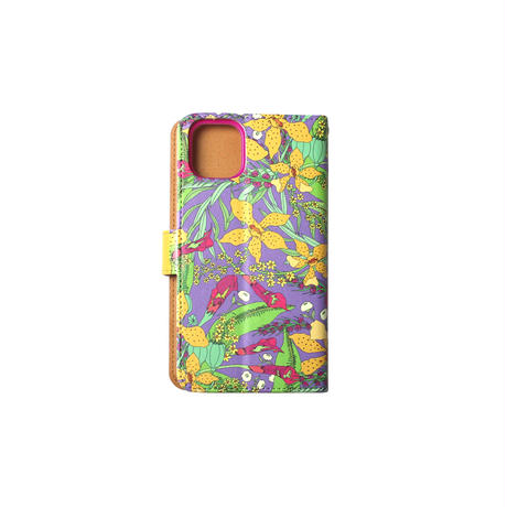 Smartphone case-Opening-ミラー&チェーン付きタイプ