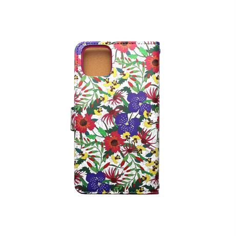 Smartphone case-Curious-ミラー&チェーン付きタイプ