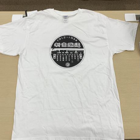 新宮鐡道Tシャツ(半袖)
