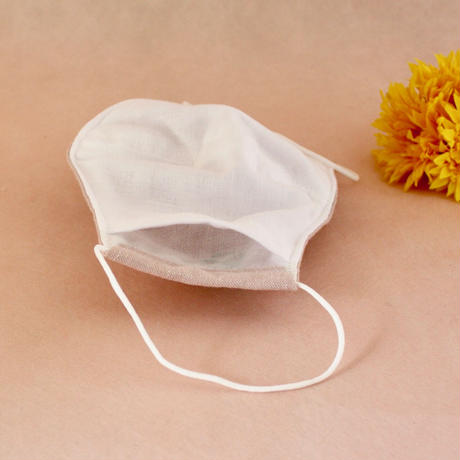 ポケット付き大人用立体マスク(M)【cloverⅡ】