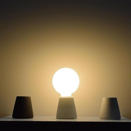 LED G70 ボールランプ/ ホワイト(40W相当)