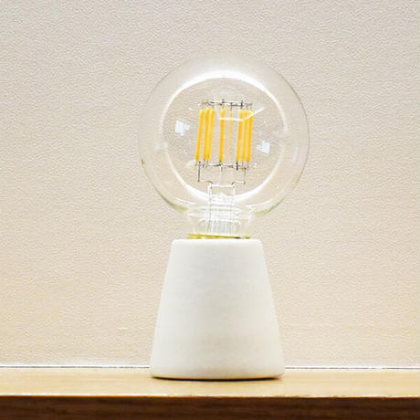 LED G70 ボールランプ/ クリア(40W相当)