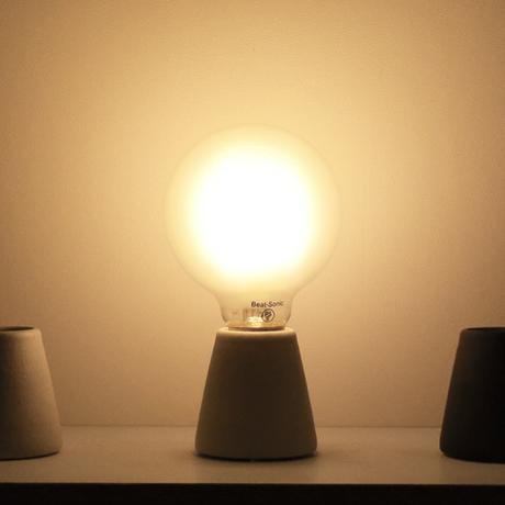 LED G80 ボールランプ/ フロスト(50W相当)