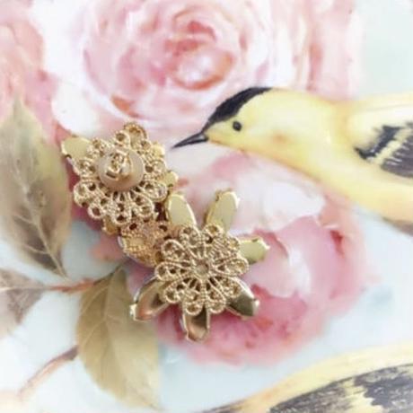 人気!Daisy bijou pierce&earring♡デイジービジューピアスNEW2♡