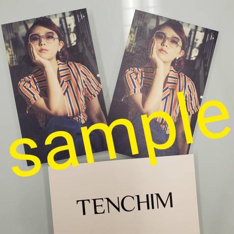 てんちむ 写真集『TENCHIM』特典付き通常版