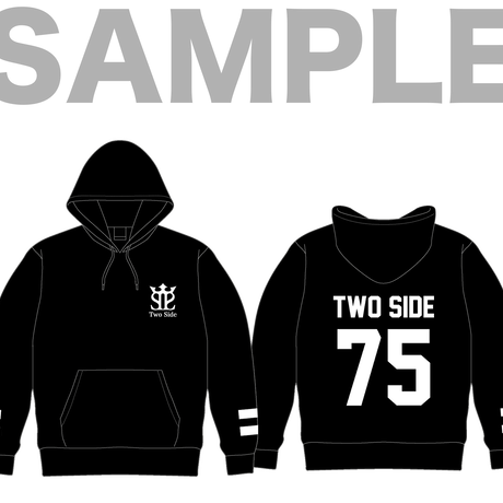 Two Side パーカー
