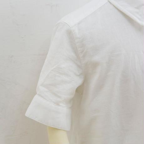 new sleeve shirts ホワイト(100,120cm)