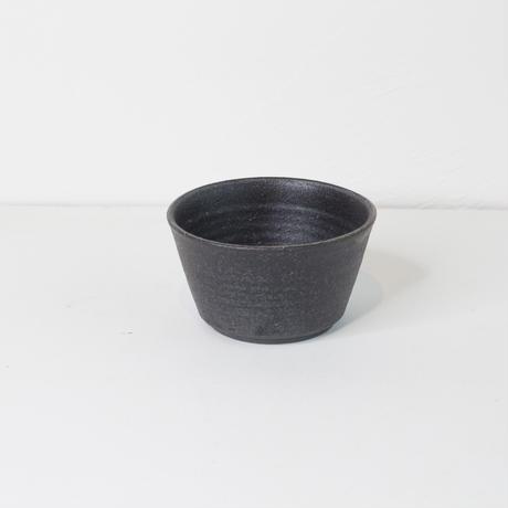 寺田昭洋 ボウル3.5寸黒(a)