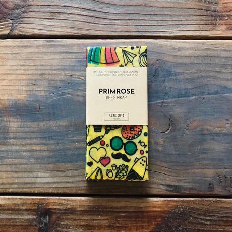 【PRIMROSE&Co】ミツロウラップ ミディアムパック